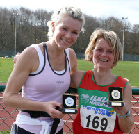 Nell Macandrew and Sally Malir, Click for woodentops.org.uk for more photos