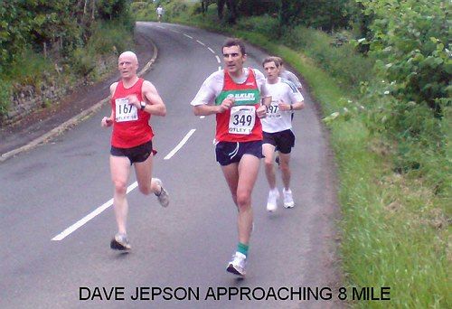 Photo DAVE JEPSON APPROACHING 8 MILE.jpg copyright © 2019 Terry Lonergan